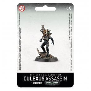 Games Workshop Officio Asssassinorum Culexus Assassin