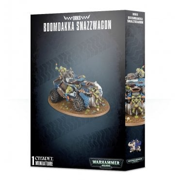 Games Workshop Ork Boomdakka Snazzwagon
