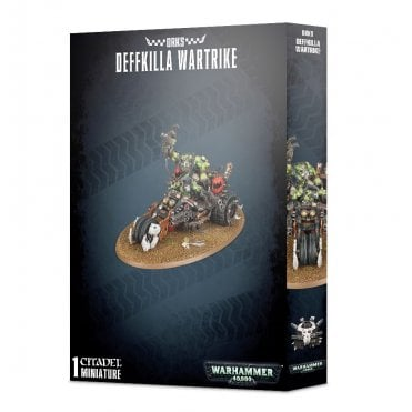 Games Workshop Ork Deffkilla Wartrike
