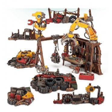 Games Workshop Ork Mekboy Workshop