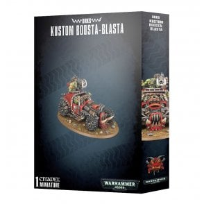 Games Workshop Orks Kustom Boosta-Blasta
