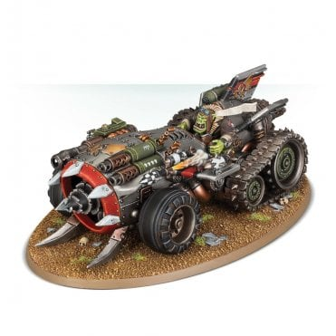 Games Workshop Orks Megatrakk Scrapjet