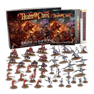 Games Workshop Realm of Chaos : Wraith & Rapture Game Set