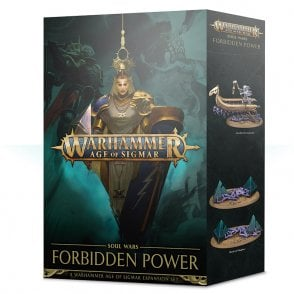 Games Workshop Soul Wars : Forbidden Power