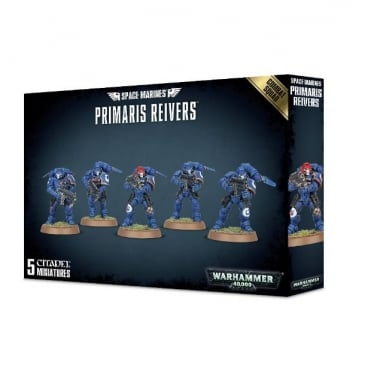Games Workshop Space Marine Primaris Reavers Combat Squad