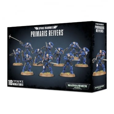 Games Workshop Space Marines Primaris Reivers
