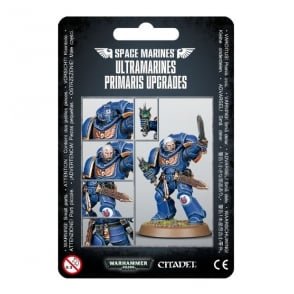 Games Workshop Space Marines Ultramarines Primaris Upgrades