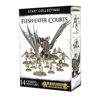 Games Workshop Start Collecting! Flesh-eater Courts