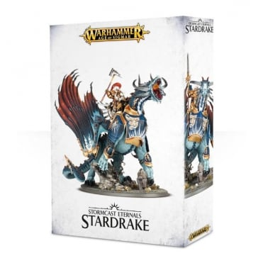 Games Workshop Stormcast Eternals Lord-Celestant on Stardrake