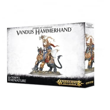 Games Workshop Stormcast Eternals Vandus Hammerhand