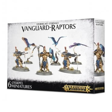 Games Workshop Stormcast Eternals Vanguard-Raptors