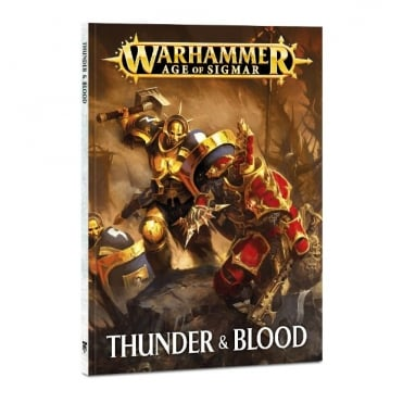 Games Workshop Thunder & Blood - Age of Sigmar Starter Set
