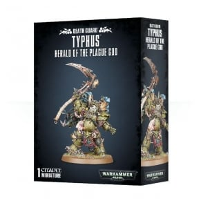 Games Workshop Typhus: Herald of the Plague Lord