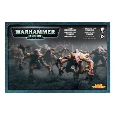Games Workshop Tyranid Purestrain Genestealers