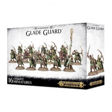 Games Workshop Wanderers Glade Guard