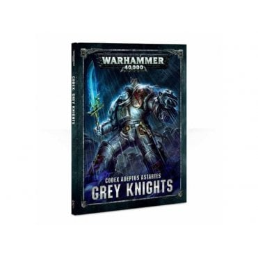 Games Workshop Warhammer 40,000 Codex : Grey Knights