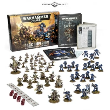 Games Workshop Warhammer 40,000 : Dark Imperium