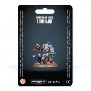 Games Workshop Warhammer 40,000 Genestealer Cults Abominant