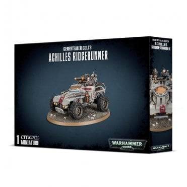 Games Workshop Warhammer 40,000 Genestealer Cults Achilles Ridgerunner