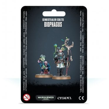 Games Workshop Warhammer 40,000 Genestealer Cults Biophagus