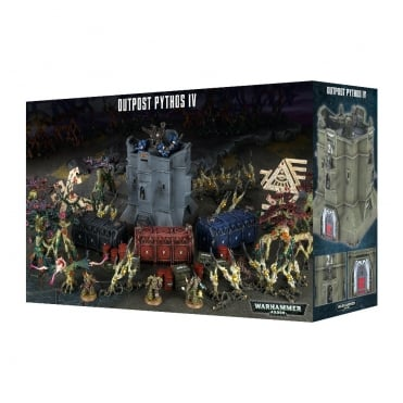 Games Workshop Warhammer 40,000: Outpost Pythos IV