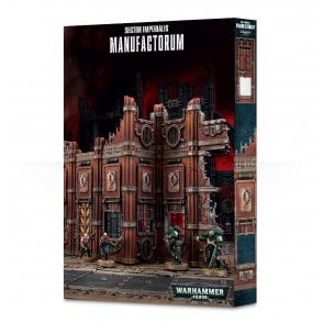 Games Workshop Warhammer 40,000 : Sector Imperialis Manufactorum