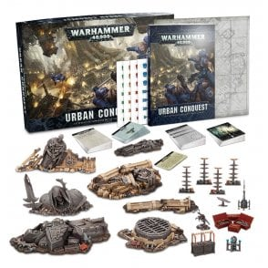Games Workshop Warhammer 40,000 : Urban Conquest