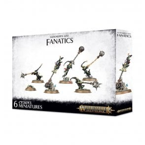 Games Workshop Warhammer Gloomspite Gitz Fanatics