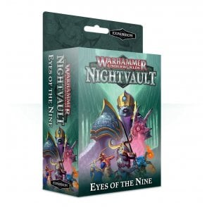 Games Workshop Warhammer Underworlds: Nightvault – The Eyes of the Nine