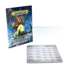 Games Workshop Warscrolls: Beastclaw Raiders