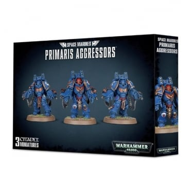Games Worlkhop Space Marines Primaris Aggressors
