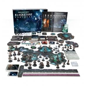 Games Worskhop Warhammer Quest : Blackstone Fortress Stand Alone Game