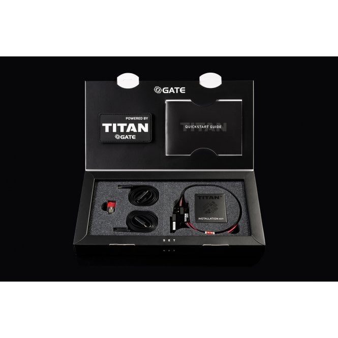 Gate TITAN V2 NGRS (Next Gen Recoil Shock) Advanced Set - Rear Wired