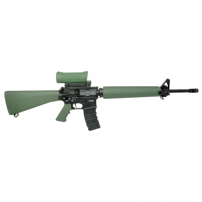 G&G Airsoft GC7A1 (Canadian C7 A1) OD