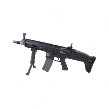 GK16 L CQC Black (Scar-L Short) - Cybergun FN Licensed Ex Display