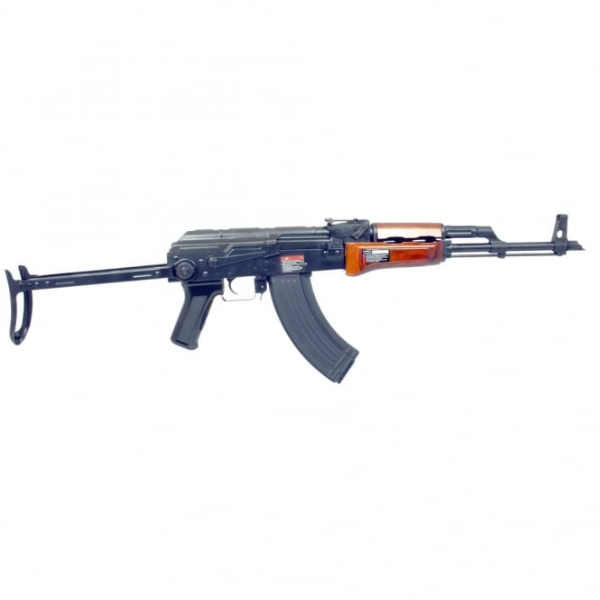 G&G Airsoft GKMS AK47 - Full metal, Real wood with MOSFET