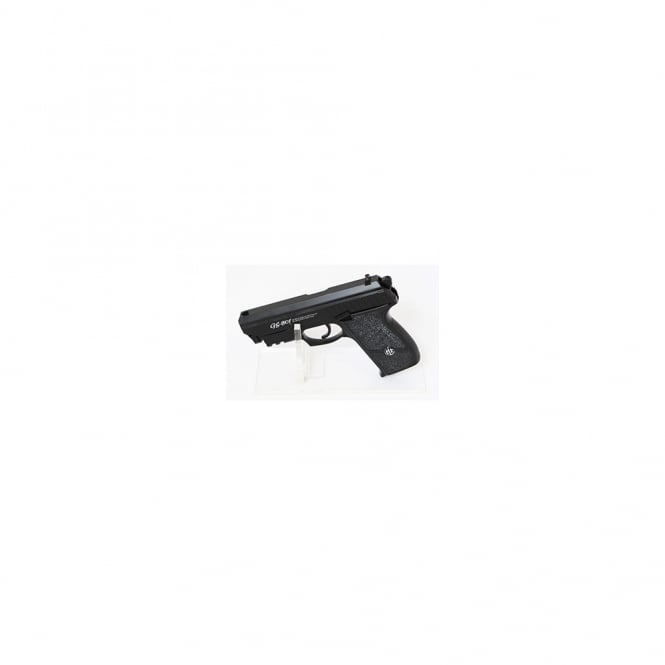 G&G Airsoft GS801 with Laser CO2 Pistol - Black