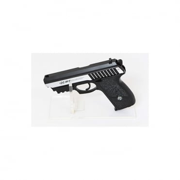 GS801 with Laser CO2 Pistol - Silver