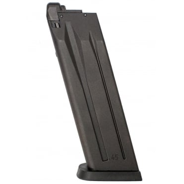 H&K USP .45 Gas Magazine - Black