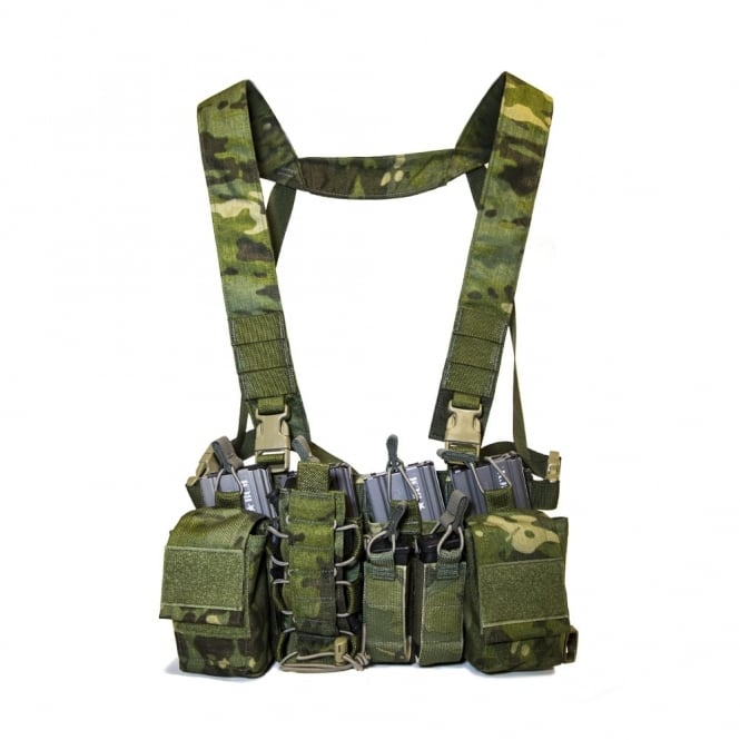 Haley Strategic D3CR Limited Edition Multicam tropic