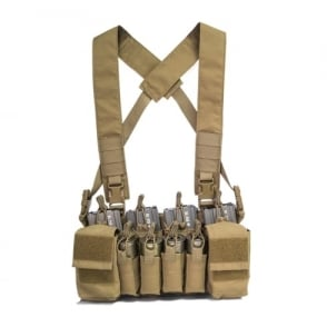 Haley Strategic D3CR-X Chest Rig-Coyote