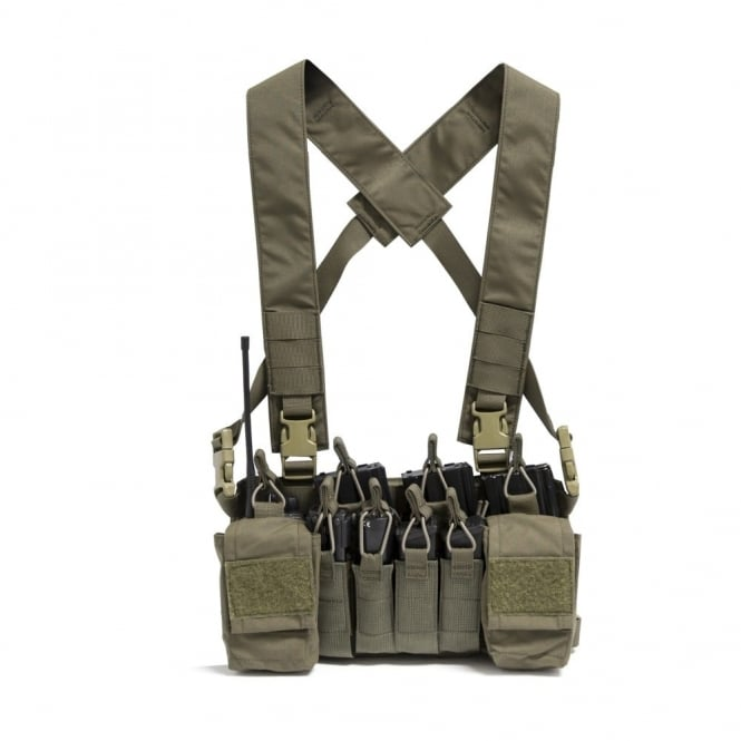 Haley Strategic D3CR-X Chest Rig-Ranger Green