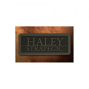 Haley Strategic Patch - Disruptive Grey