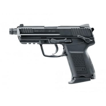 Heckler & Koch HK45CT Gas Pistol Black