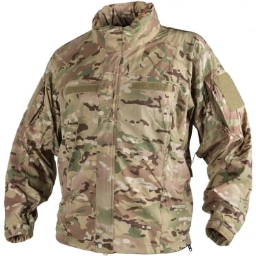 Helikon Soft Shell Jacket Level 5 Ver. II MP Camo-Small