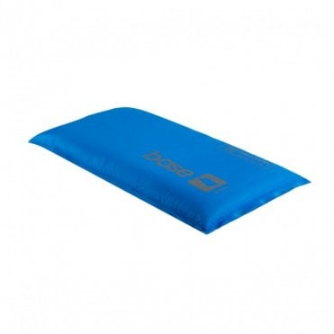 Highlander Outdoor Base Self Inflate Pillow - Blue