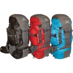 Highlander Outdoor Discovery 65l Rucksack