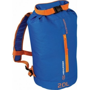 Highlander Outdoor Rockhopper 20 - Blue/Orange
