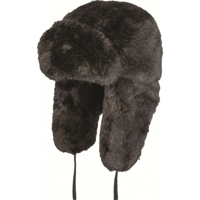 Highlander Outdoor Russian Faux Fur Hat