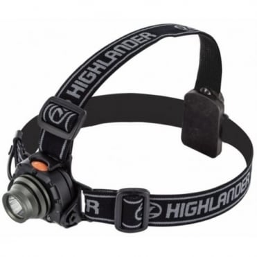 Highlander Outdoor Wave 3W Cree Sensor Headlamp